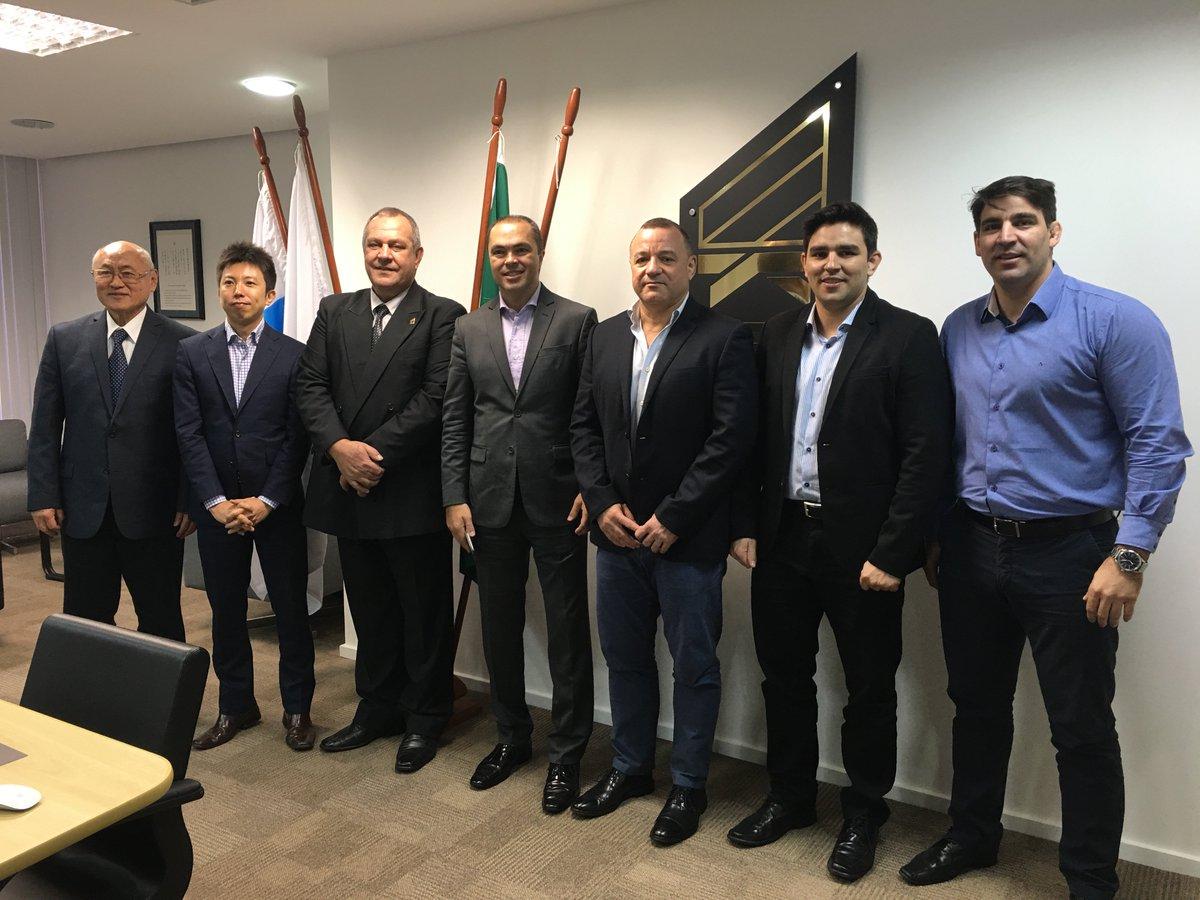 CAPACITAÇÃO 🇯🇵🥋🇧🇷  Sete técnicos de judô do Brasil foram selecionados para a 2ª turma do Intercâmbio Brasil-Japão na Universidade de Tsukuba. Veja os aprovados: https://t.co/ZOlfAibPbi