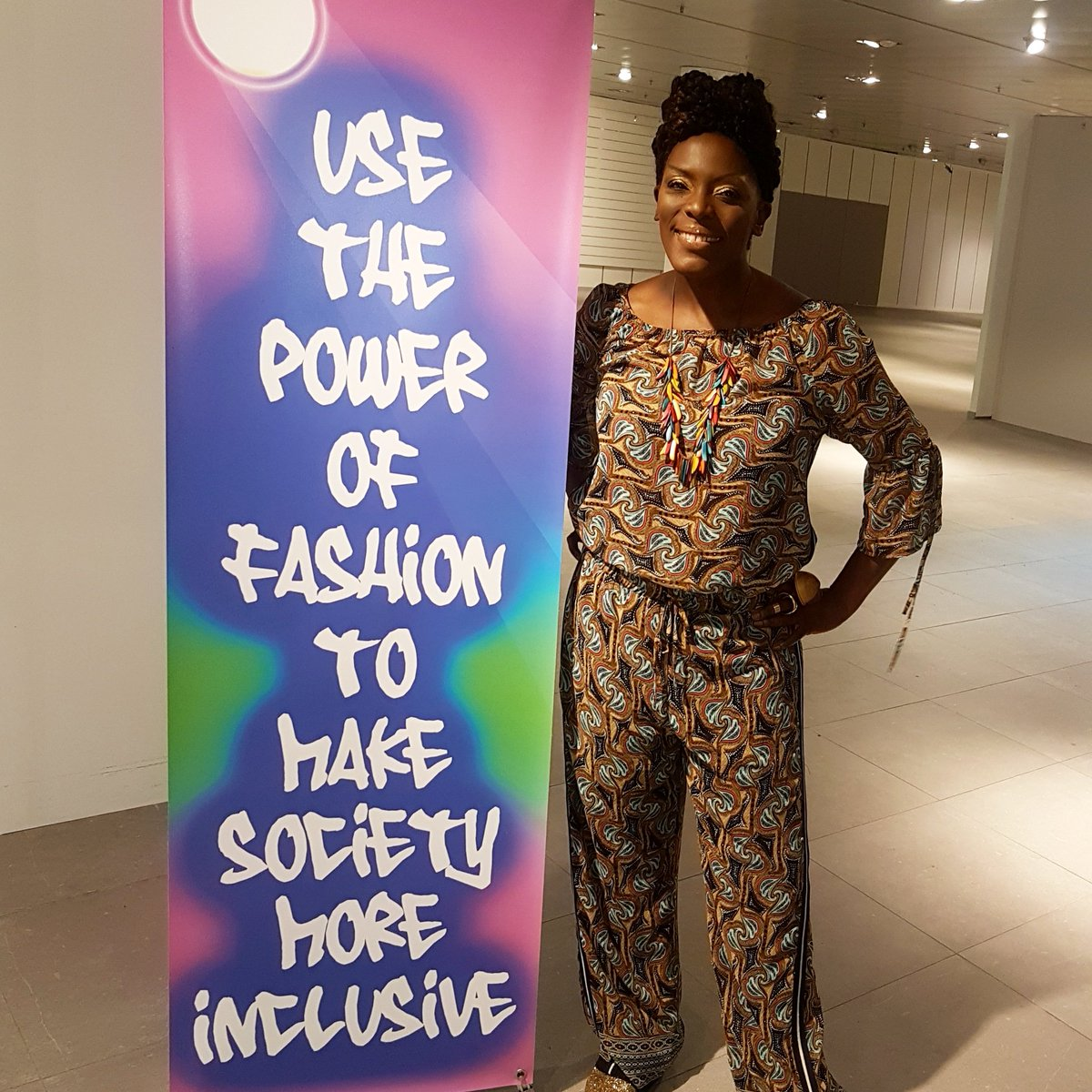 Janice Deul On Twitter Almost Showtime Will Talk About My Fashion Activism On The Awearness Fashion Stage During The Fashion And Design Festival In Arnhem Who S In Divetsityrules Https T Co Snxjp9awuf