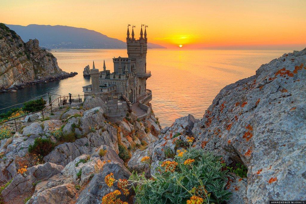 Крым картинки красивые распечатать, открытку