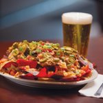Fridays, Nachos, & Beer. They just go together!