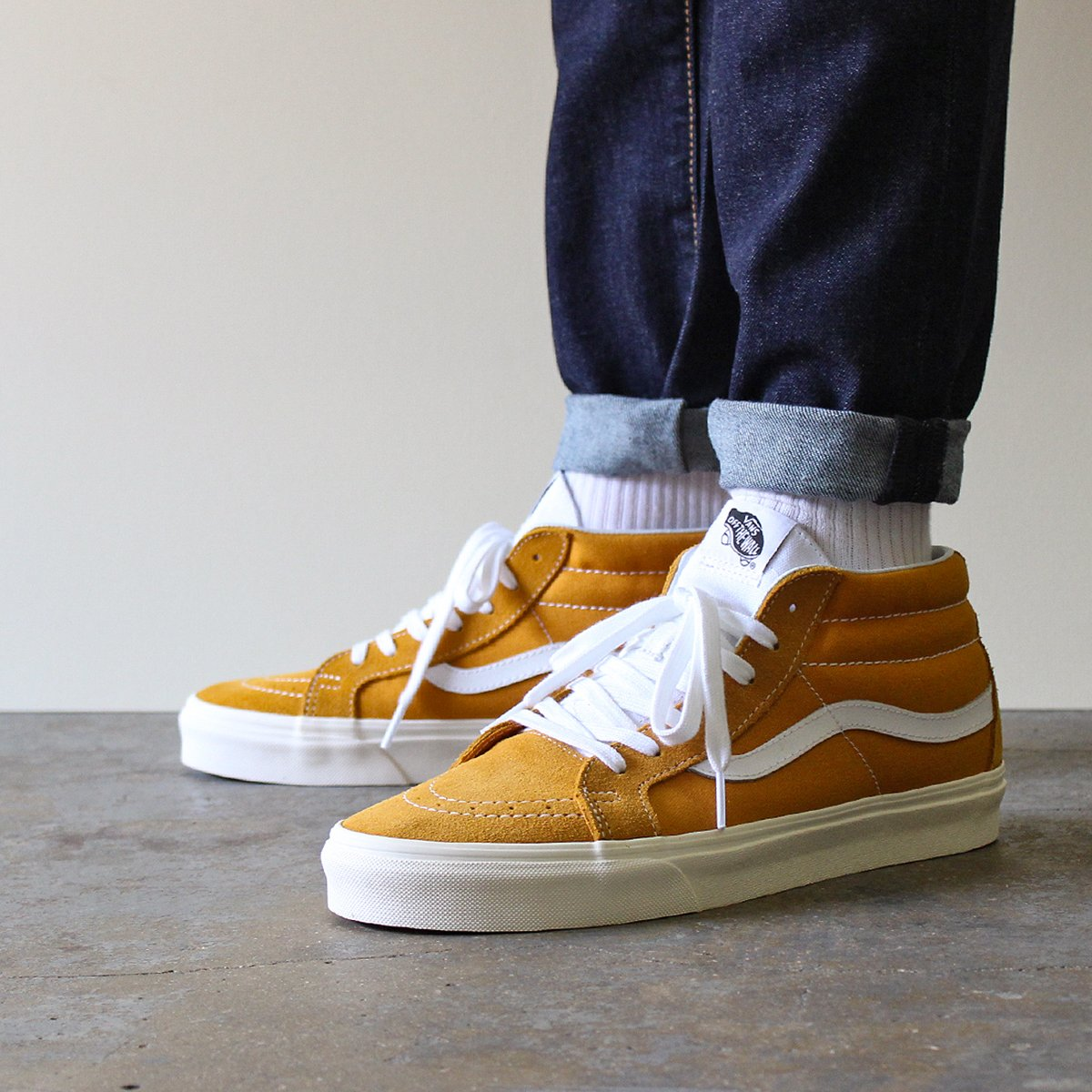 6284583380 Made with canvas uppers and suede overlays on the toe box and heel panel  with the classic Vans stripe contrasting down the sides...  https   goo.gl zGHNRP ...