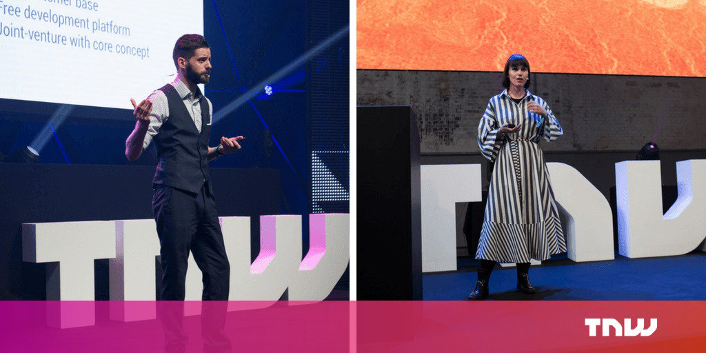 #TNW2018 Latest News Trends Updates Images - TechnoToned