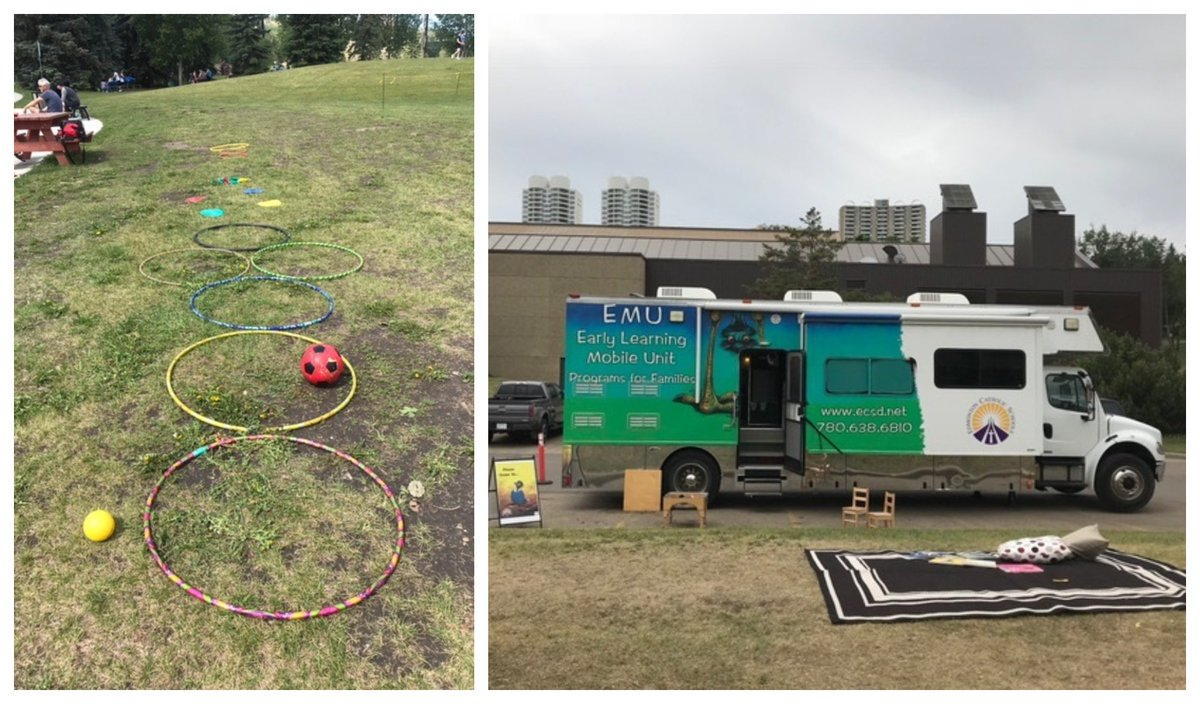 Spray Park + ECSD EMU = FUN!  The Early Learning Mobile Unit will be at the Jackie Parker Spray Park on Saturday starting at 9am! Come say hi! #ECSDfaithinspires <br>http://pic.twitter.com/cId8mF6qoS