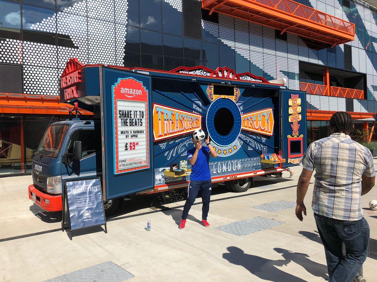 amazon truck shopping