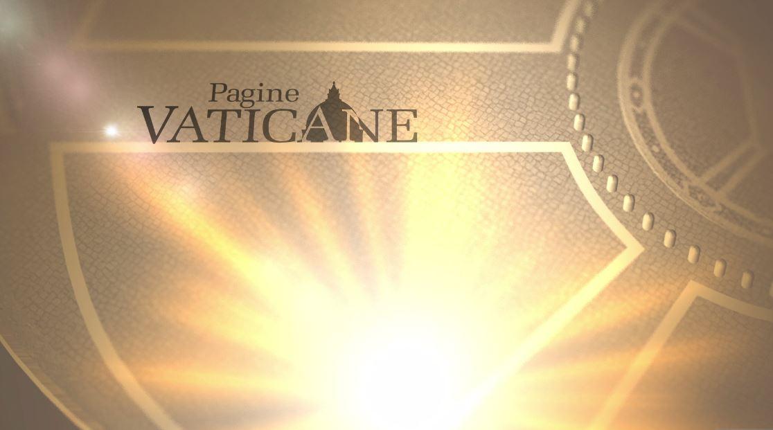 Oggi4.30 pm ETPagine Vaticane (penultima puntata)Sale e Luce TVAll\