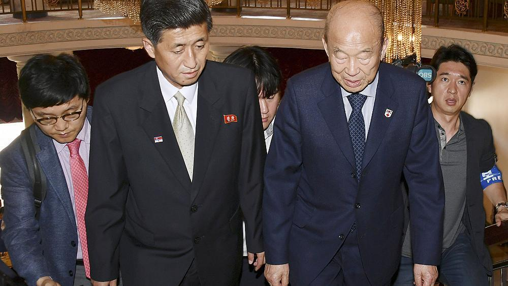 North, South Korea agree to reunions for families split by war https://t.co/GcWJLQCW0J