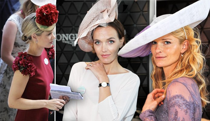 Royal Ascot 2018 best dressed: Upping the game, day four sees models, athletes and TV stars compete https://t.co/IfkboqsVOz