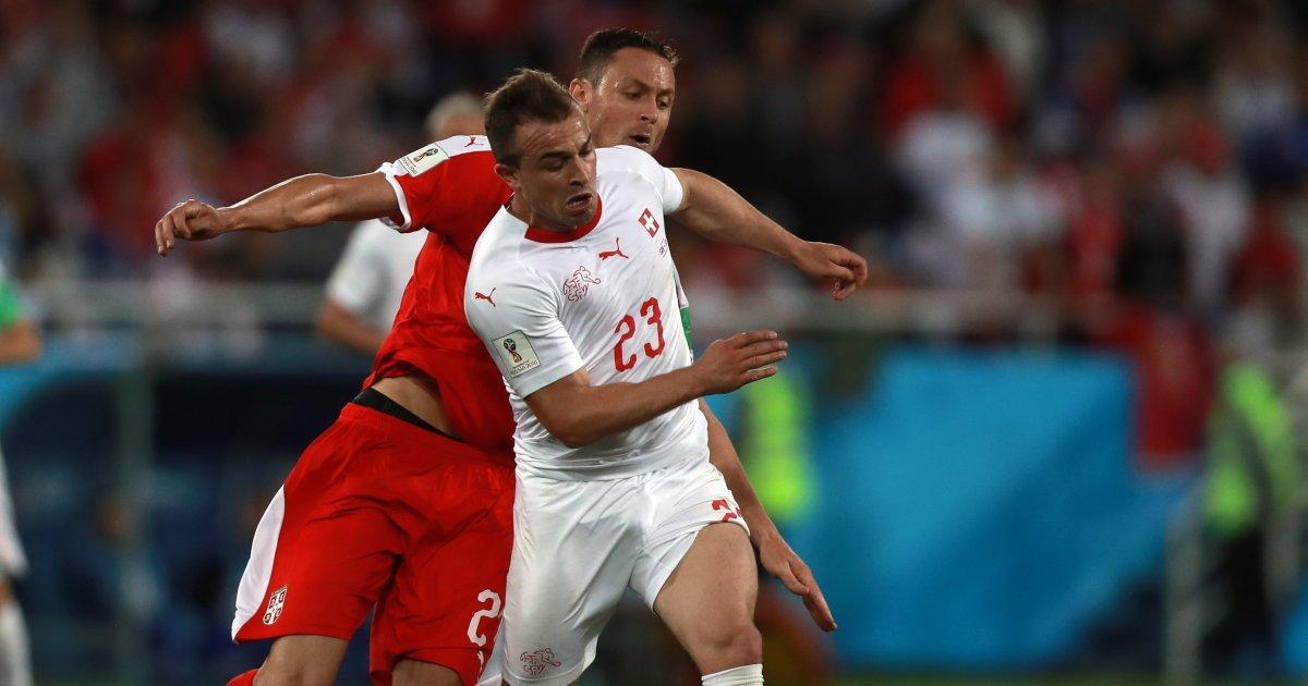 Coupe du monde: la Suisse renverse la Serbie  https://t.co/fsLf0EISUQ