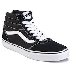 @devong975 Black colorway kind of look like a pair of hi top vans