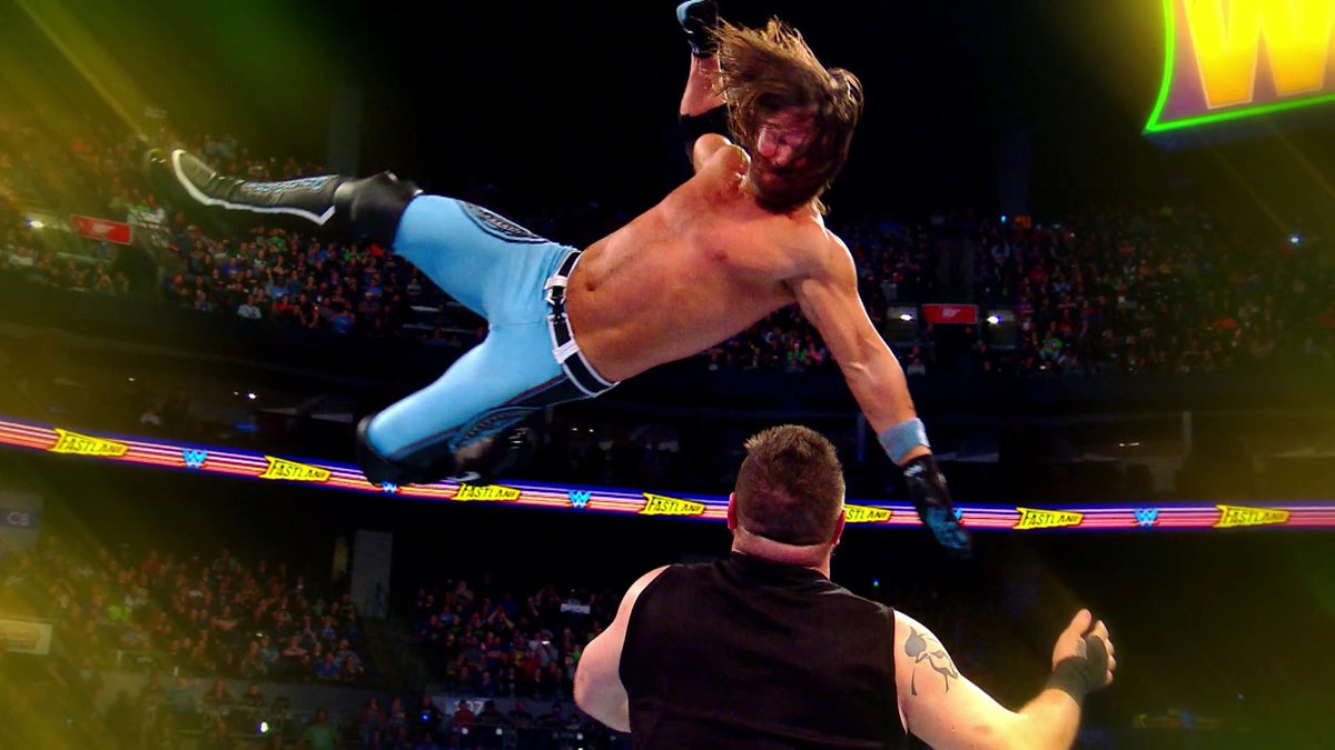Check out this awesome video package from @WWE on #WWE2K19! You may remember it from #SDLive this week. Game details: wwe.2k.com/preorder