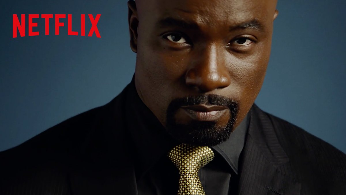 Netflix Brasil's photo on Luke Cage