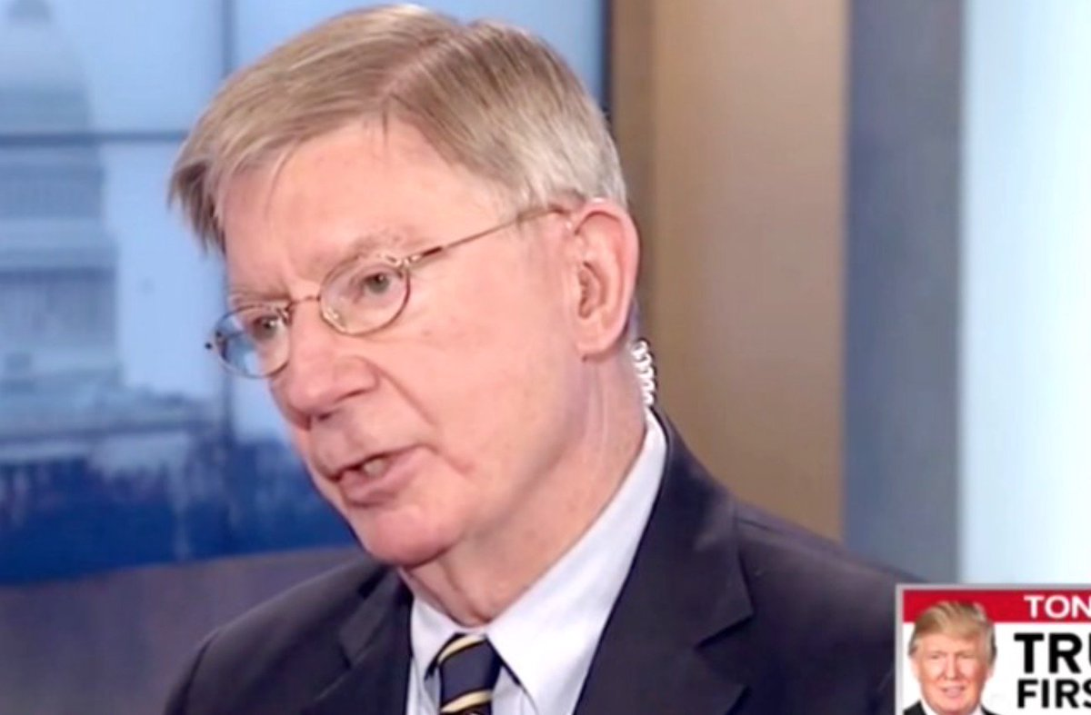 George Will Calls for Americans to Vote Against the GOP This November in Scathing Column https://t.co/E8sGO8tlsc