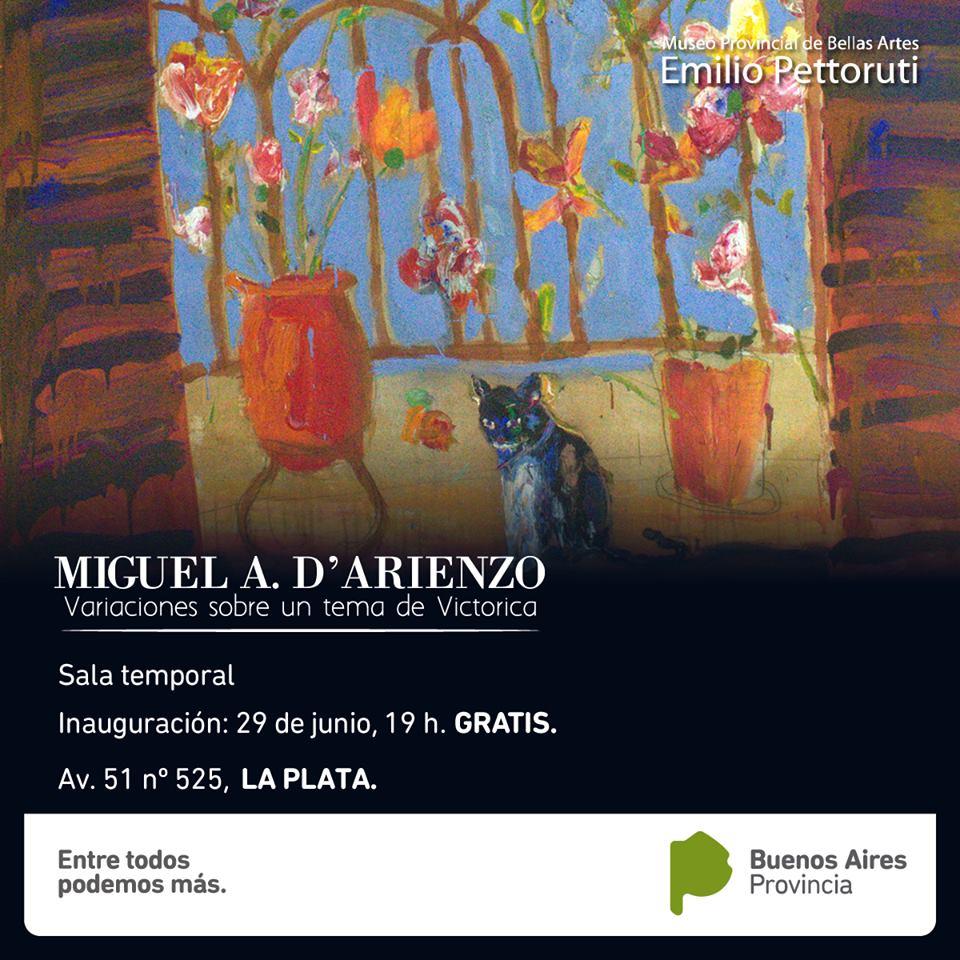 Resultado de imagen para museo provincial de bellas artes darienzo