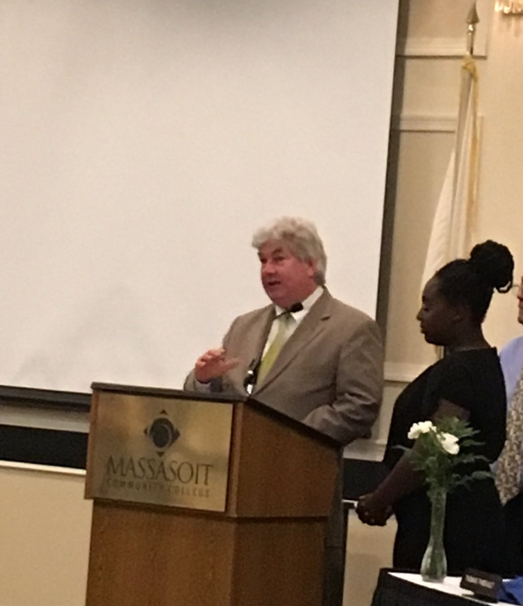 State Senator Michael Brady speaking today at the Brockton Housing Authority's Annual Meeting. #BHA #brocktonhousingauthority #publichousing #statehousing #federalhousing #management #maintenance #section8 #annualmeeting #Brockton #MA<br>http://pic.twitter.com/a62GBfoC58