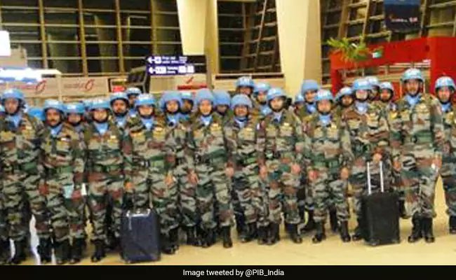 Indian Army contingent in UN South Sudan Force awarded https://t.co/eAaJtllsyU