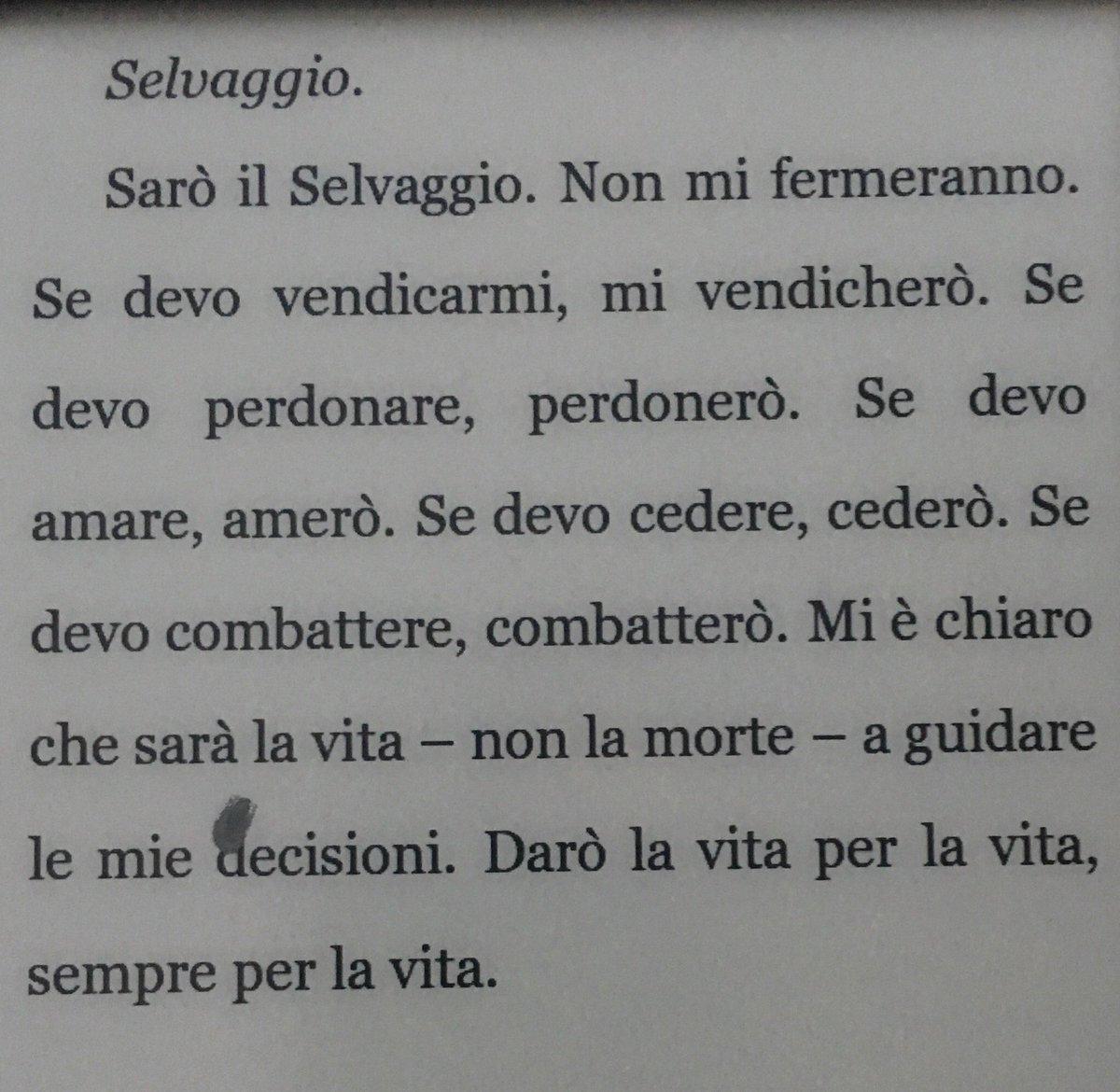 Sempre piu #Arriega sempre più #ilselvaggio. #libri #leggere  - Ukustom