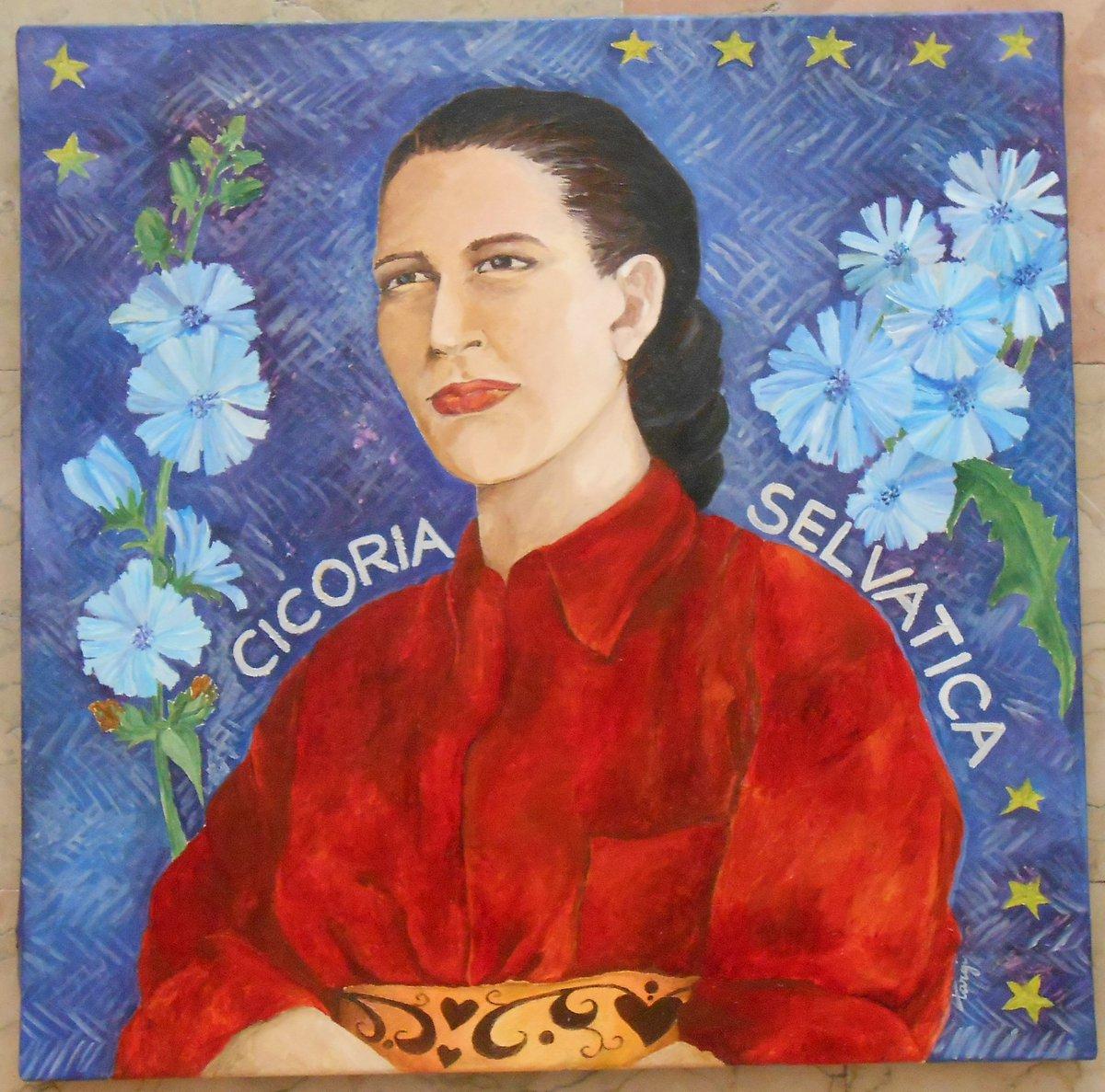 MA-DONNA CICORIA SELVATICA opera-poesia, leggi la poesia clicca il linkhttps://ma-donne.blogspot.com/2016/01/ma-donna-cicoria-selvatica.html#poesia #VentagliDiParole @CasaScrittori #PoesiaInTweet#MondoDiVersi #ScrivoArte #arte #parole #PoesiaPerLaSera #outsiderat #art #ArtLovers #ArtistOnTwitter  - Ukustom