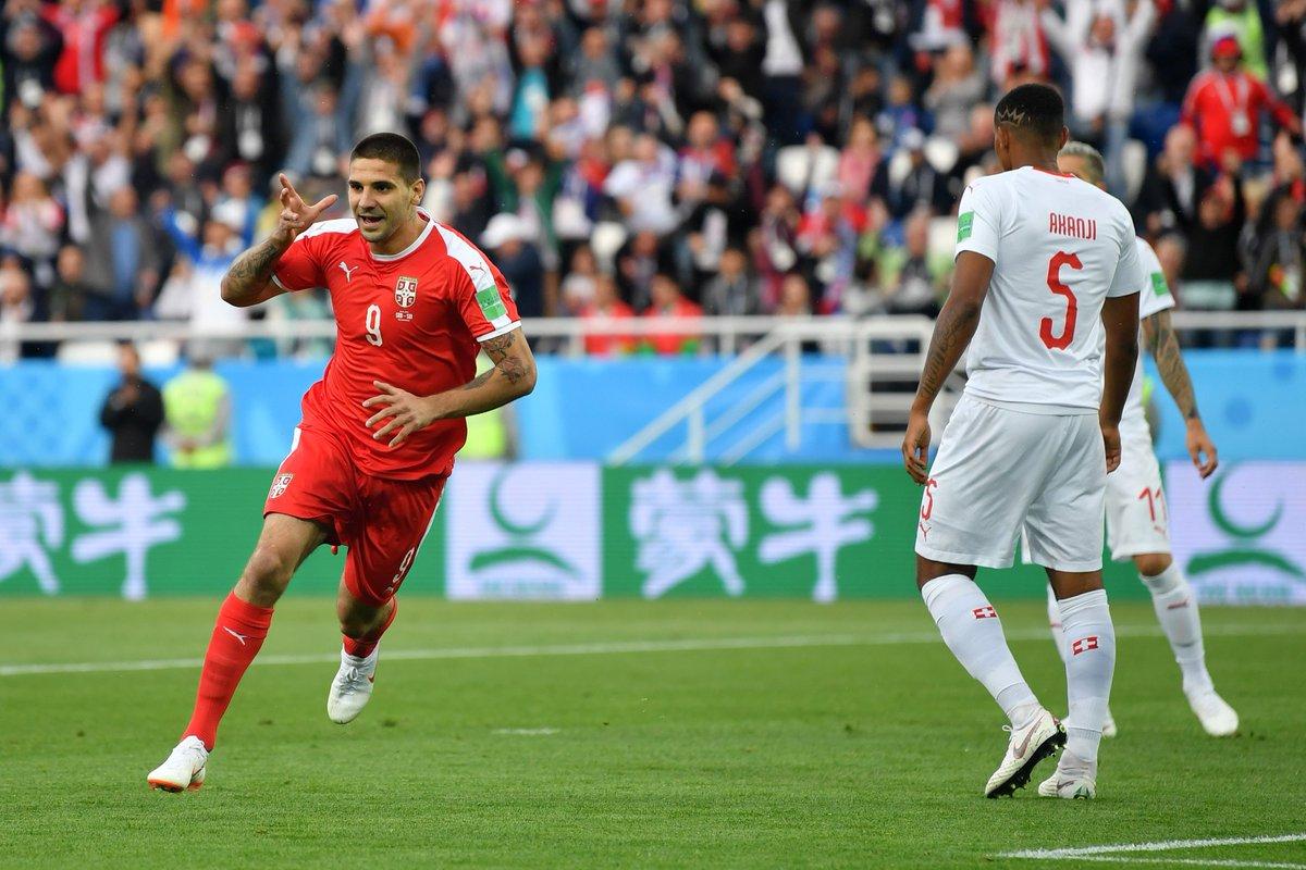 Сербия - Швейцария 1:2. Албанский подтекст - изображение 1