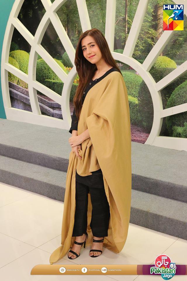 Showbiz News On Twitter Cast Member Of Aik Larki Aam Si Hibaaziz In Humtvjpj