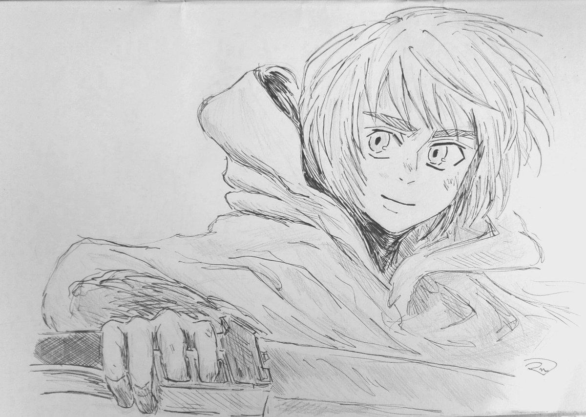Beka On Twitter Armin Arlert Attack On Titan