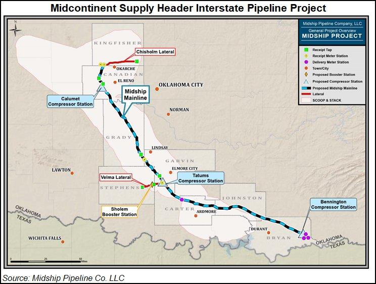 Cheniere's 1.44 Bcf/d Midcon-to-Gulf Coast Project Gets Favorable FERC EIS https://t.co/ppTKyFMIb9