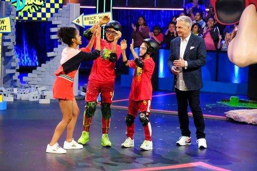 Nickelodeon, HQ Trivia mark 'Double Dare' reboot's debut https://t.co/mb9HIg1fbD | #wmc5