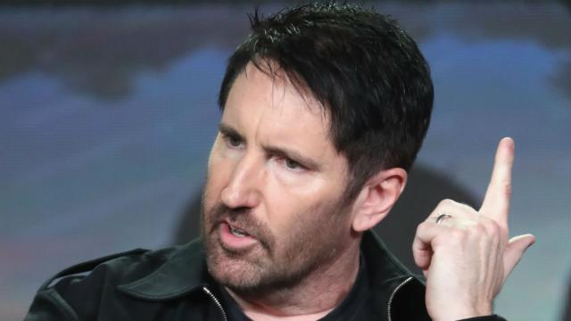 """When @trent_reznor made @nineinchnails' """"Year Zero"""" during GWB's reign of awfulness, neither he nor we could have imagined the horrors to come. That album is a masterpiece, and, sadly, is exponentially more relevant today."""