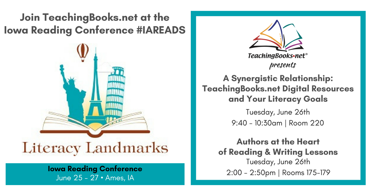 test Twitter Media - Don't miss @MaryEllentbooks while she's at the @IowaReading conference next Tuesday. She has two fantastic sessions in store.  Check 'em out:   *  https://t.co/kOAySKLii2   *  https://t.co/WYoBiqvpDO #iareads https://t.co/MiisjcMwDD