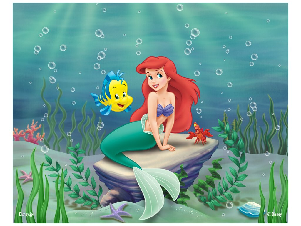 little mermaid images - HD1024×768