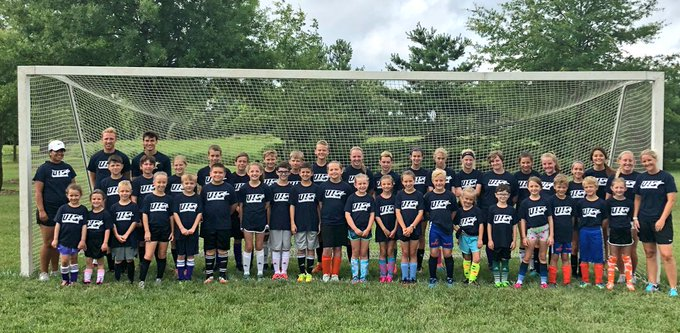 RT @UISWSoccer: We had a fantastic time with our summer youth soccer campers this past week!! Thanks for joining us! We hope to see you nex…