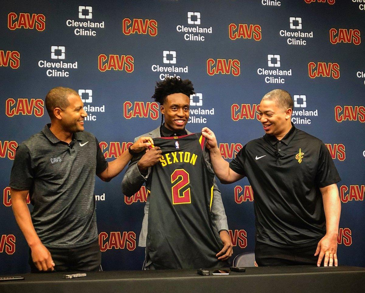 There will be a new No. 2 in Cleveland this year �� (via @mcten) https://t.co/gwIWX4OfBP