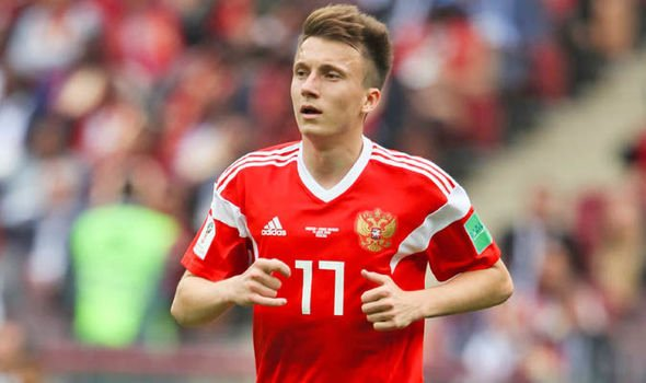 🇷🇺 Juventus are reportedly set to pip #Arsenal, Chelsea and Barcelona to the signing Russias star man Aleksandr Golovin (🗞 @tuttosport) #WorldCup #CFC