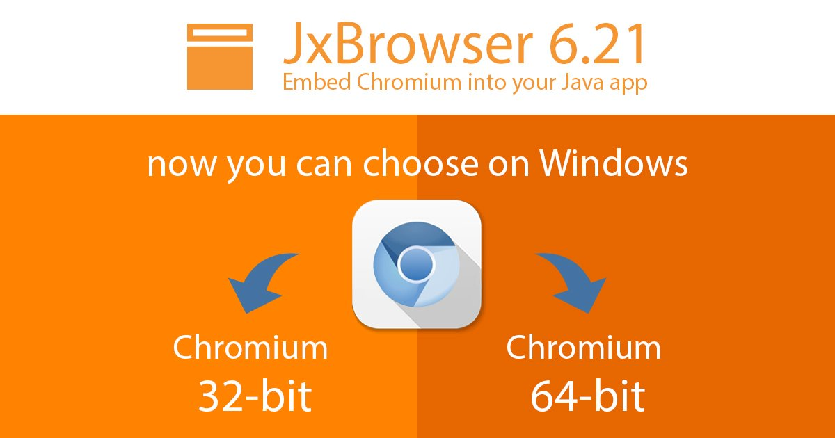 JxBrowser Official (@JxBrowserTeam) | Twitter