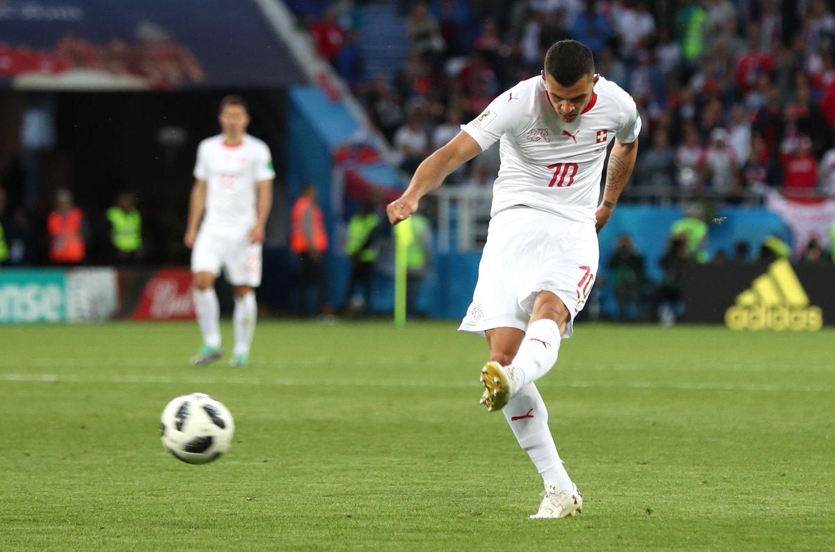 Сербия - Швейцария 1:2. Албанский подтекст - изображение 2