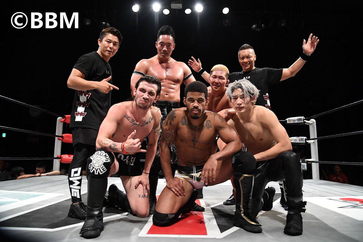 "W-1:""Wrestle-1 Tour 2018"" Kuroshio y Tanaka se coronan 3"