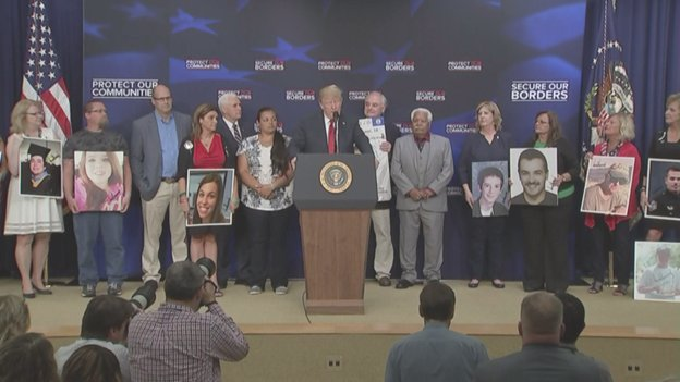 'We will not rest until our borders are secure,' says @POTUS, but doesn't mention he told House Republicans today to 'stop wasting their time' on immigration legislation, until more Republicans elected in November.