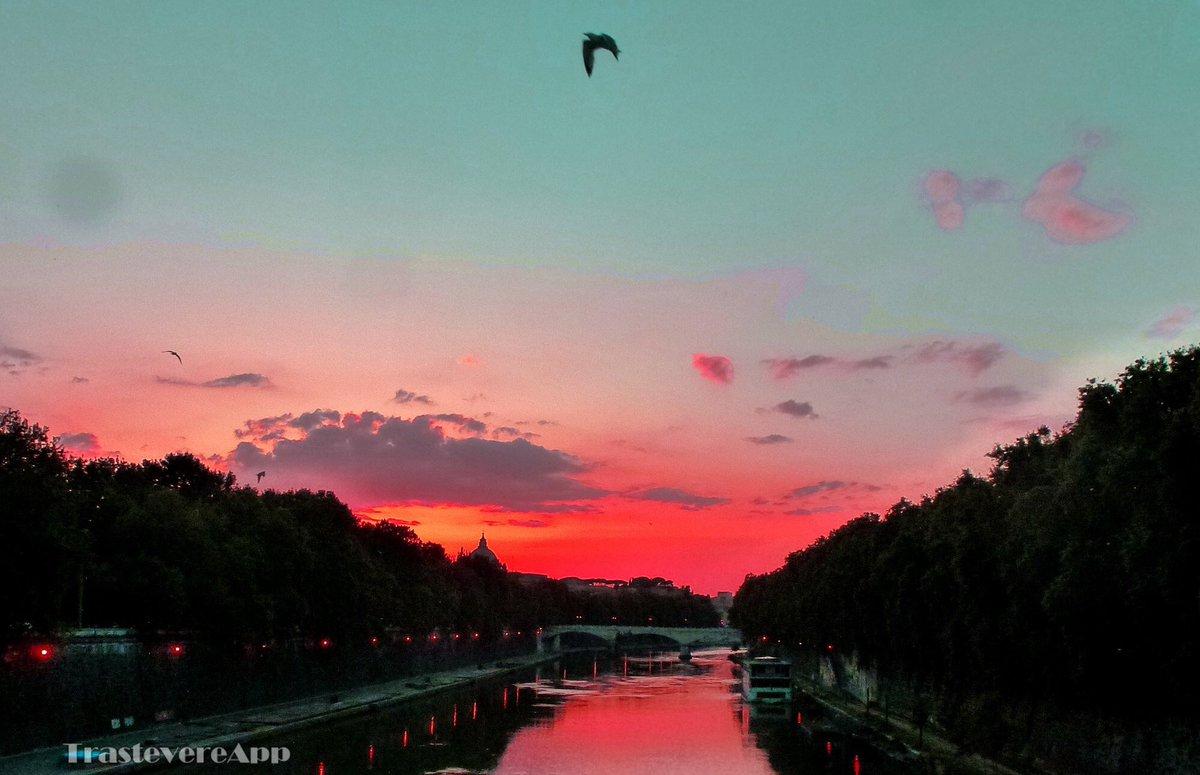 Il primo tramonto dell\