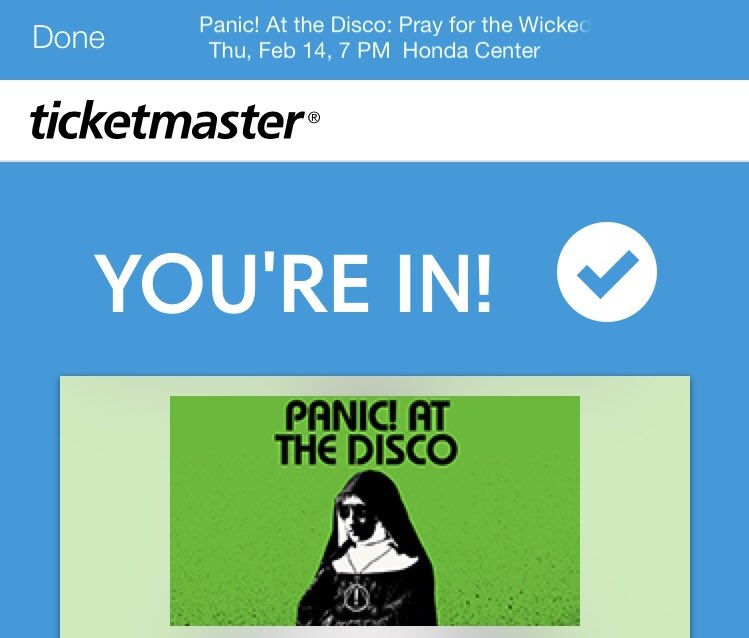 Happy HAPPY Galentine's Day to @ashleyjean___ and I!  This is going to be the best one to date!!!! @PanicAtTheDisco #PrayForTheWickedTour  #GALENTINESDAY #LADYDATE #BESTFRIENDTIME<br>http://pic.twitter.com/f6E7OSdY2D