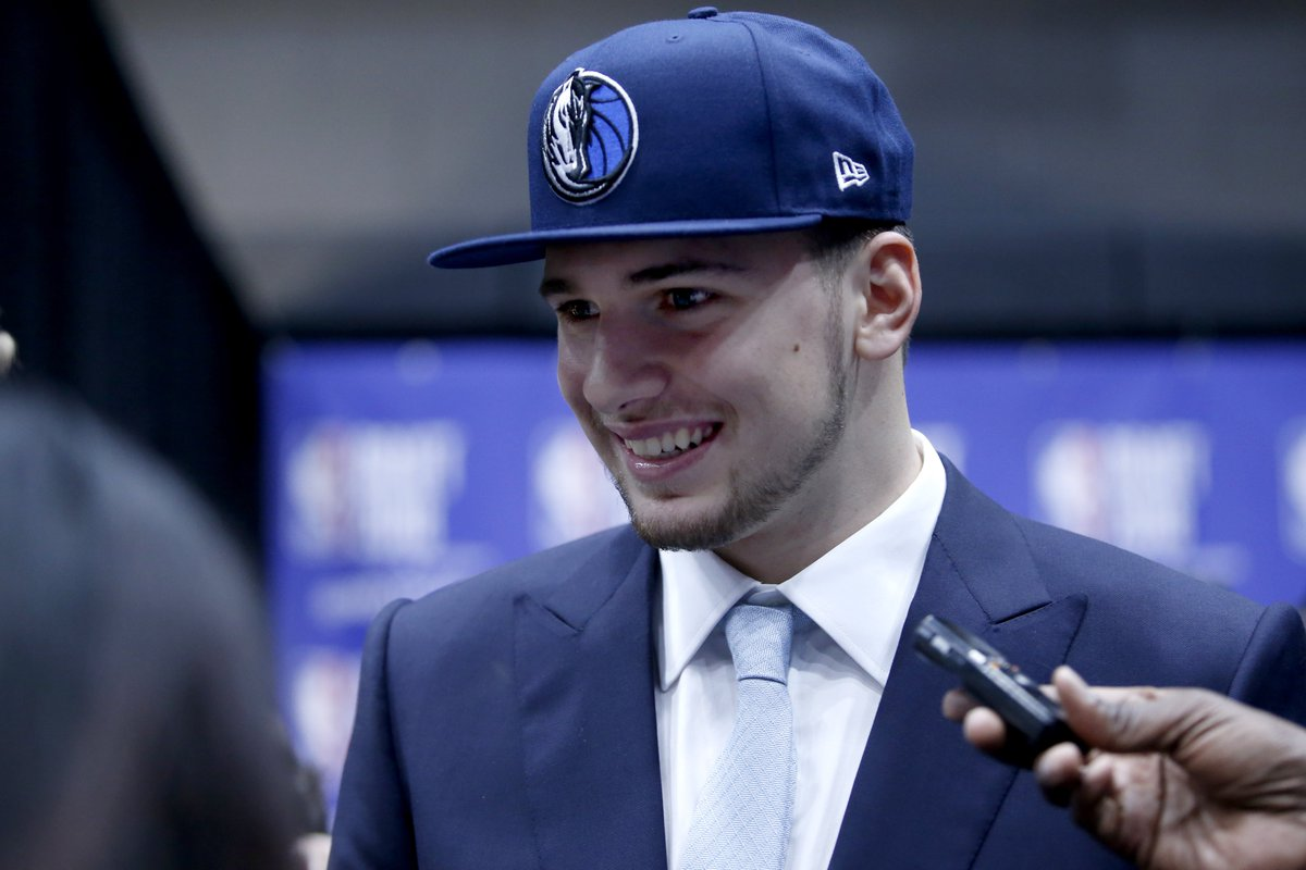 Luka Doncic unlikely to play summer league as Mavs dont want to overwork him after long EuroLeague season, per @espn_macmahon ble.ac/2Kal1Y5