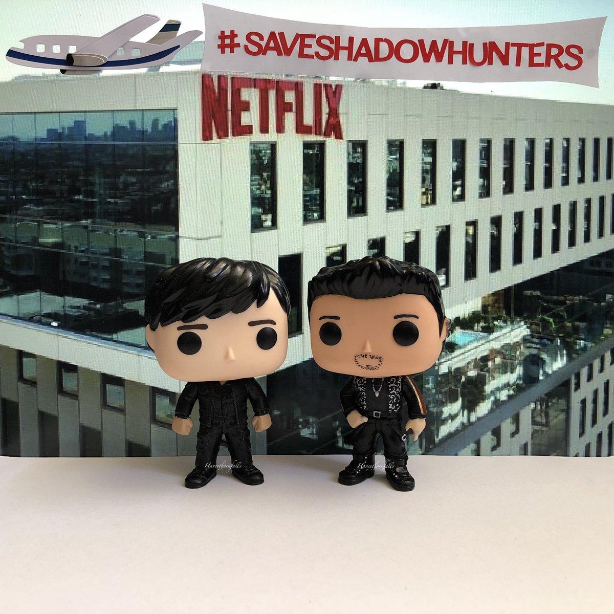 ✈️✈️✈️ #SaveShadowhunters #ShadowhuntersPlane