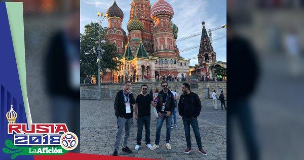 �� '¡No me llames frijolero!'  ¿Dónde ver el concierto de @MolotovBanda en Rusia? https://t.co/pb2cD3uVC5 https://t.co/k7Ov42Qucs