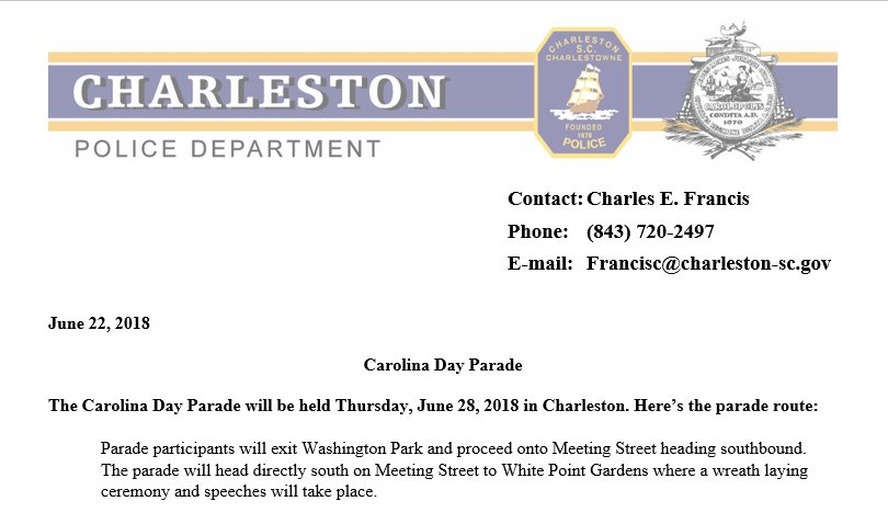 CharlestonPD photo