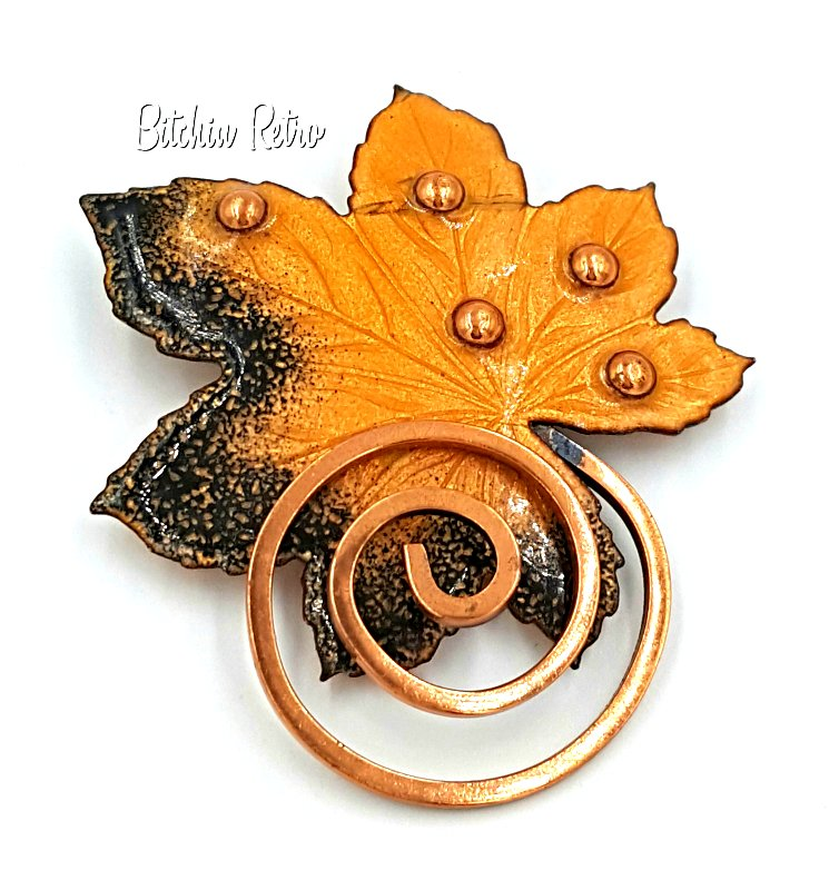 36661661b ... #Jewellery #BitchinRetro  https://bitchinretro.com/products/matisse-vintage-copper-and-enamel-brooch -mid-century-modern-leaf-pin … pic.twitter.com/ ...