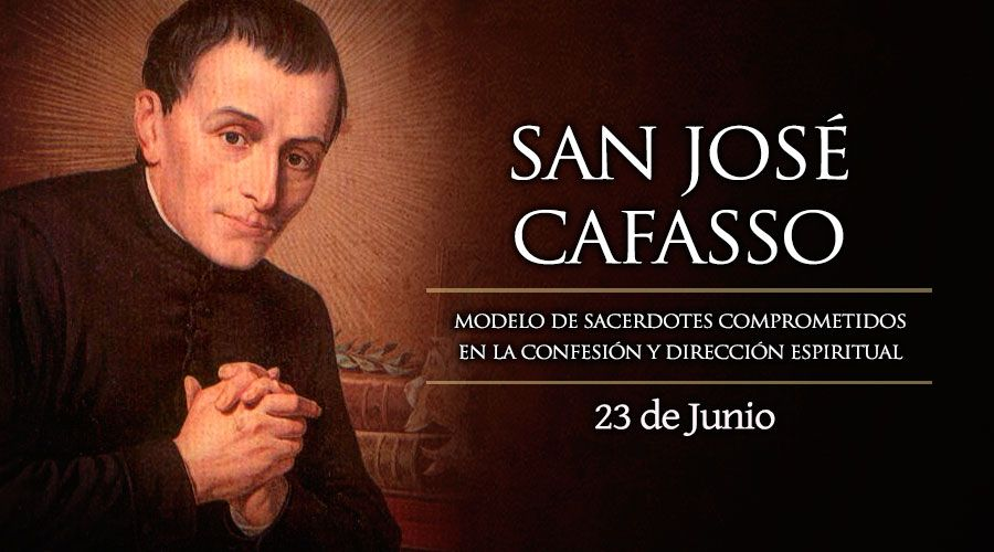.San José Cafasso Presbítero, 23 de junio https://t.co/bHQRN1qZOC https://t.co/2gCWGn3D2I