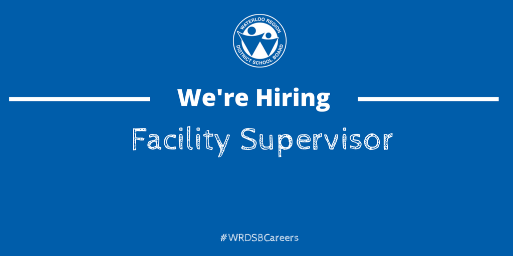 Image result for hiring Facility Supervisor