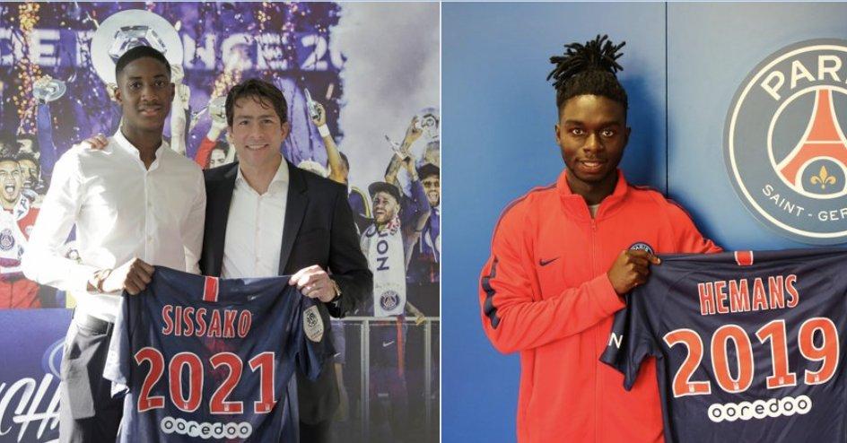 Moussa Sissako signe son premier contrat professionnel au PSG https://t.co/ibGPrLZPuX