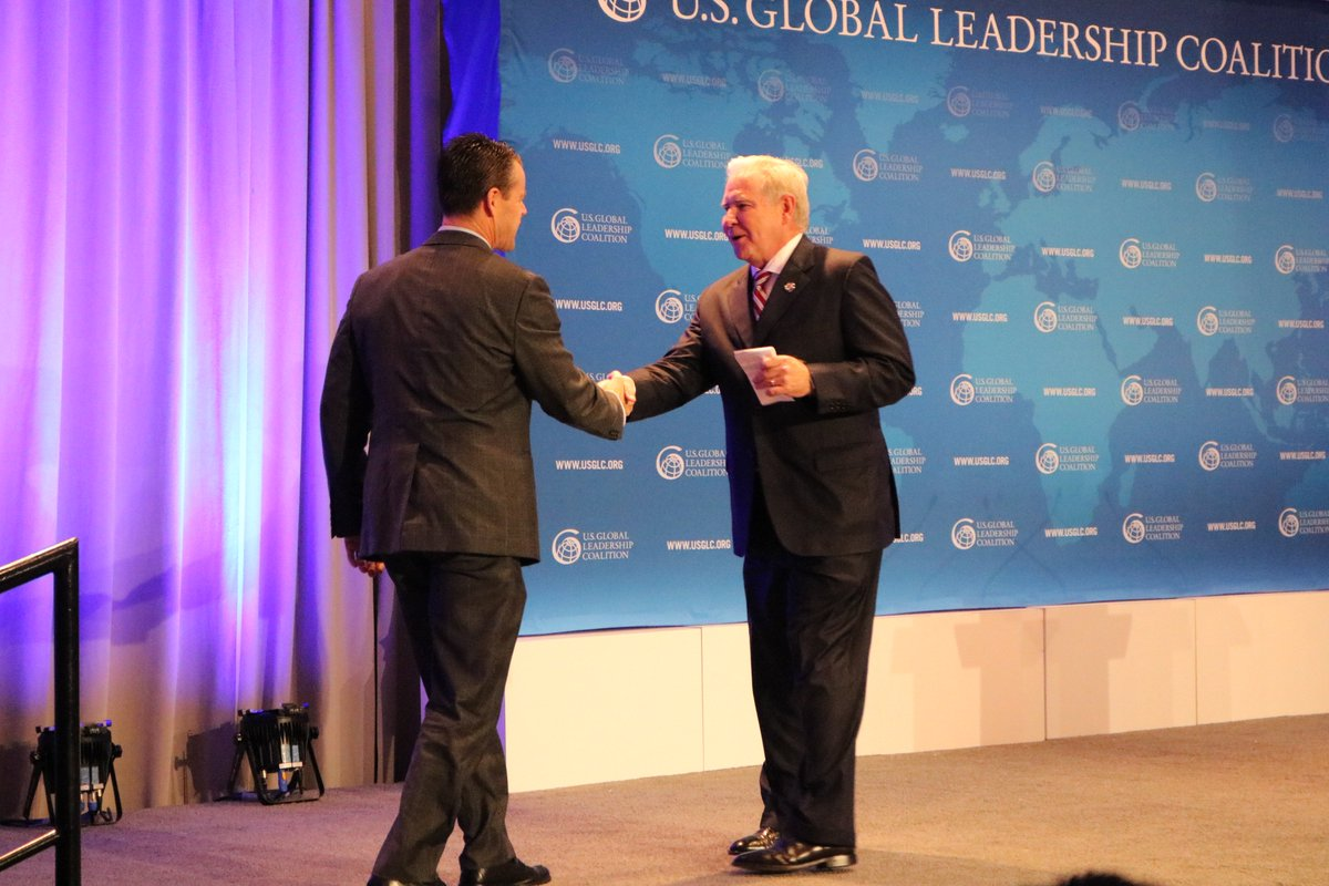 Senator Todd Young Spoke At Usglcsummit This Week On