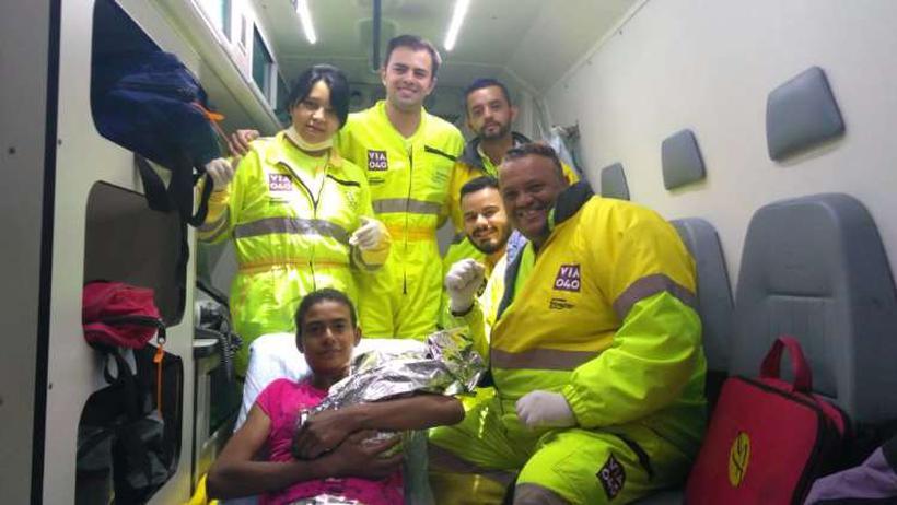 Socorristas realizam segundo parto nesta semana na BR-040 https://t.co/bHOuXCExog