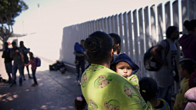 JUST IN: Navy plans to build massive tent cities that will house up to 120,000 migrants: report https://t.co/3IsRucStYe