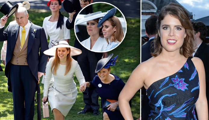 Why Princess Eugenie wasn't at Royal Ascot, but her sister and BOTH parents were  https://t.co/5qIdfQMGuB